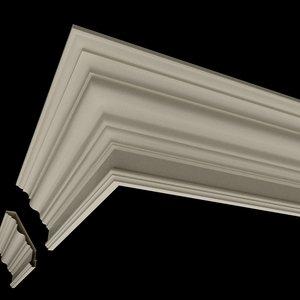 ceiling molding 3D model