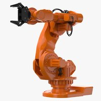 ABB IRB 7600 Industrial Robot