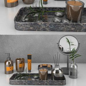 3D bathroom