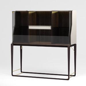 3D model cabinet furniture