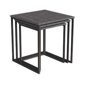 lehome t297 coffee table 3D model