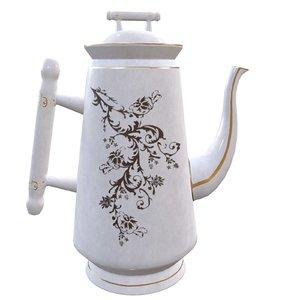 teapot ready model