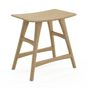 osso stool 3D