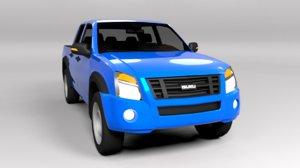 cab 3D model
