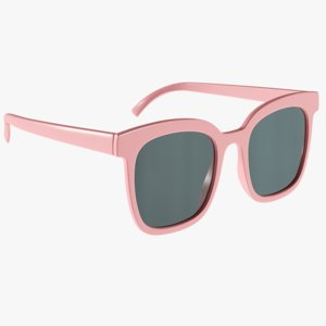 3D realistic women sunglasses 1