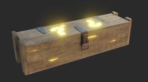mystery box black ops 3D model