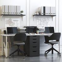 IKEA office workplace 12