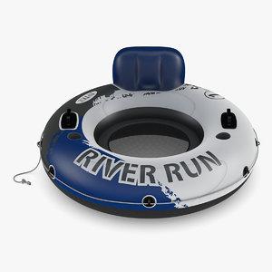 river inflatable sport model