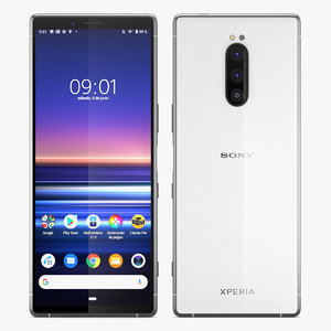 3D sony 1 xperia