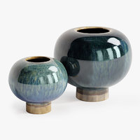 tuttle vases set
