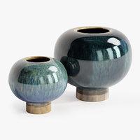 tuttle vases set