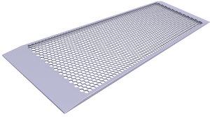 3D mat traction ramp