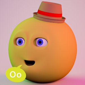 face rigged bounce 3D