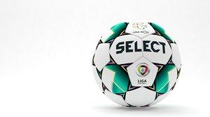 select ball 3D model
