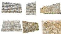 Dubrovnik game of thrones walls pack