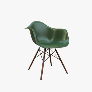 3D chair v43 model