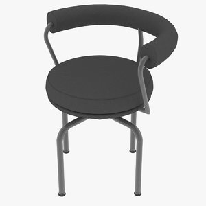 le corbusier chair lc7 model