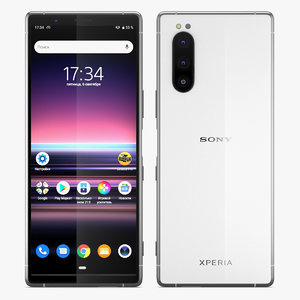 3D sony xperia 5