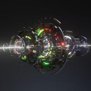 nuclear reactor model