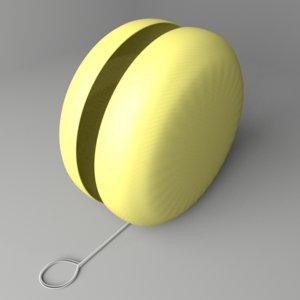 yo-yo 2 3D