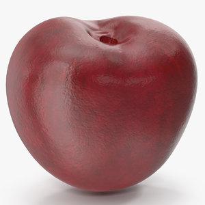 cherry fruit 1 3D model