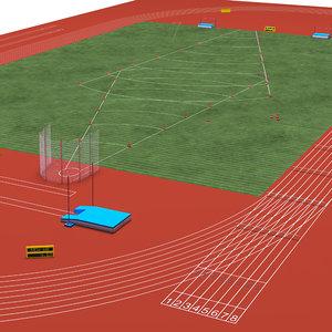 stadium arena model