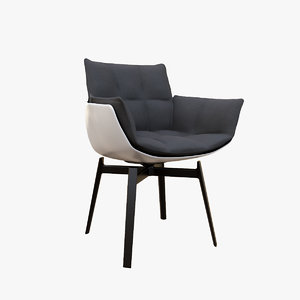 3D model chair v45