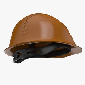 3D hard hat -