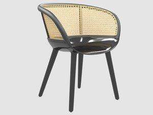 cyborg vienna design armchair model