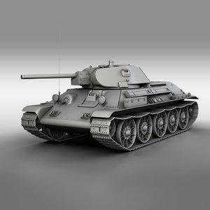 t-34-76 - stz 1941 model