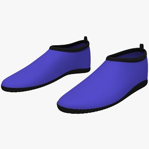 3D water shoes