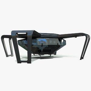 3D smart drone