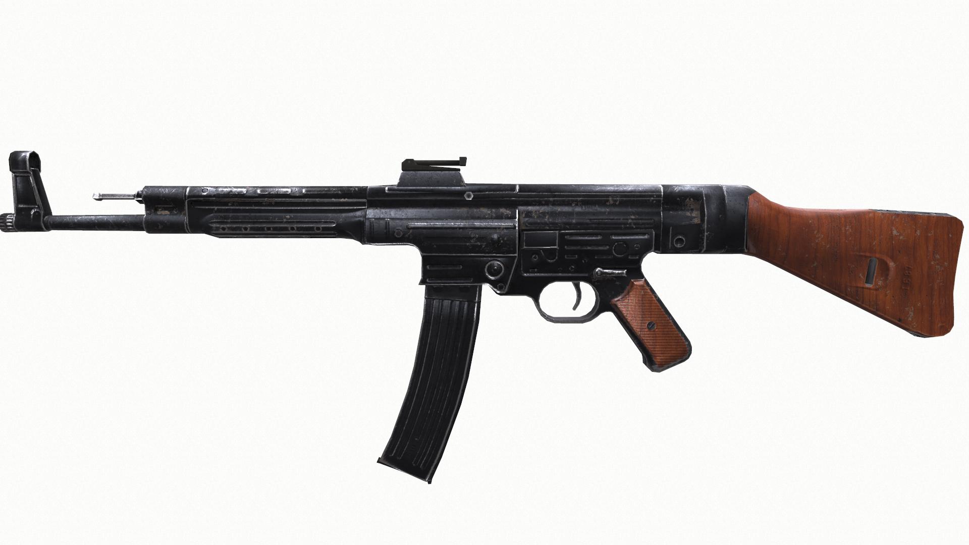 rifle pbr model