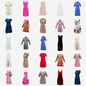 3D 20 dress