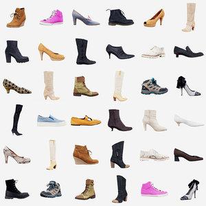 3D 26 footwear
