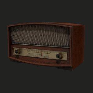 fm zenith radio model
