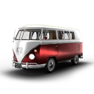 3D bus microbus