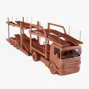 Car Carrier Truck 2
