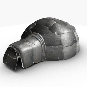 3D igloo metal
