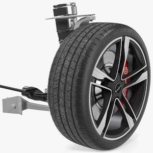 sony vision s wheel model