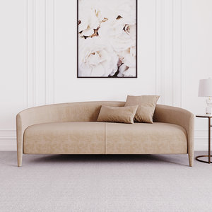 sofa pillow cushion 3D model