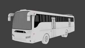 3D local capella bus