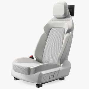 3D model sony vision s seat