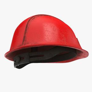 hard hat - 3D