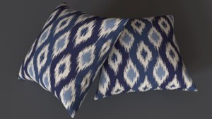 3D adras pillow 2