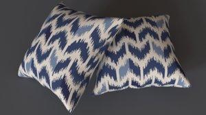 adras pillow 3 3D