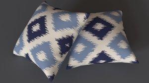 adras pillow 4 3D model