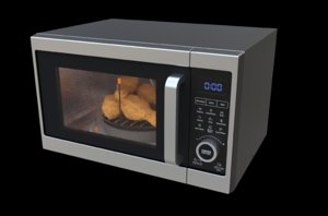 cooker appliance 3D