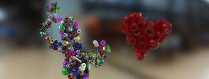 beads 3D model