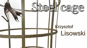 people steel cages model
